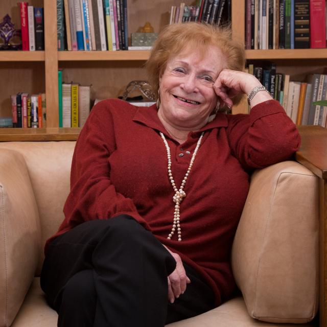 Barbara Dreyfuss, age 91