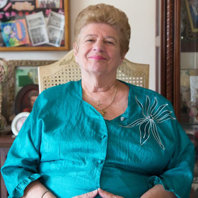 Barbara Gesino, age 75