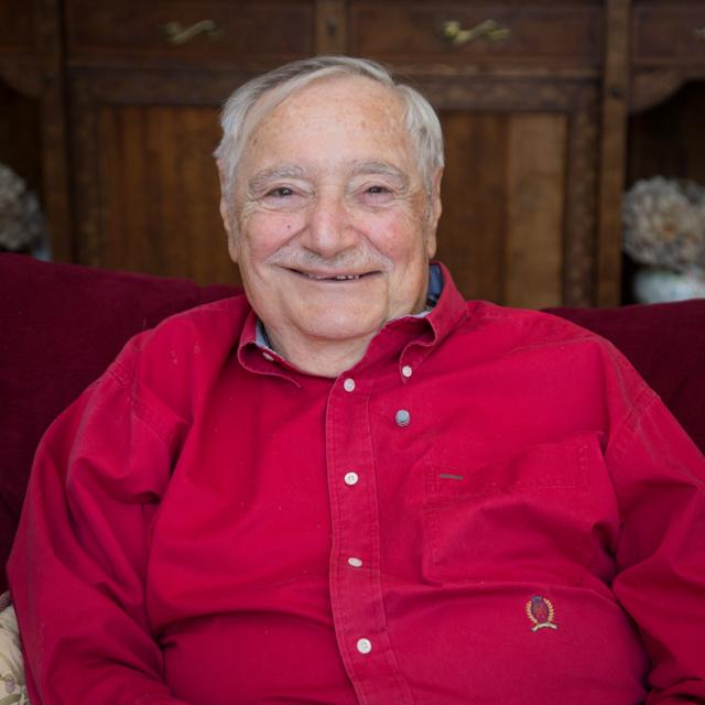Jules Hock, age 79