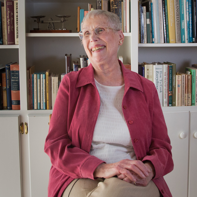 Elinor Kogan, age 87