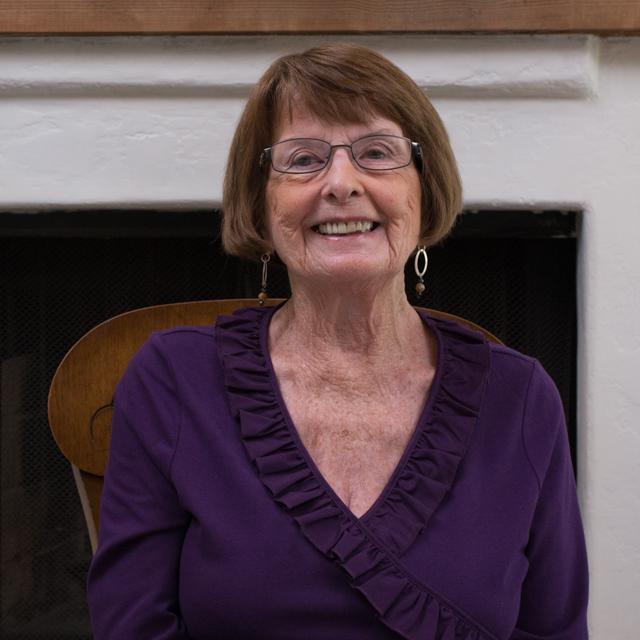 Dottie Thompson, age 81