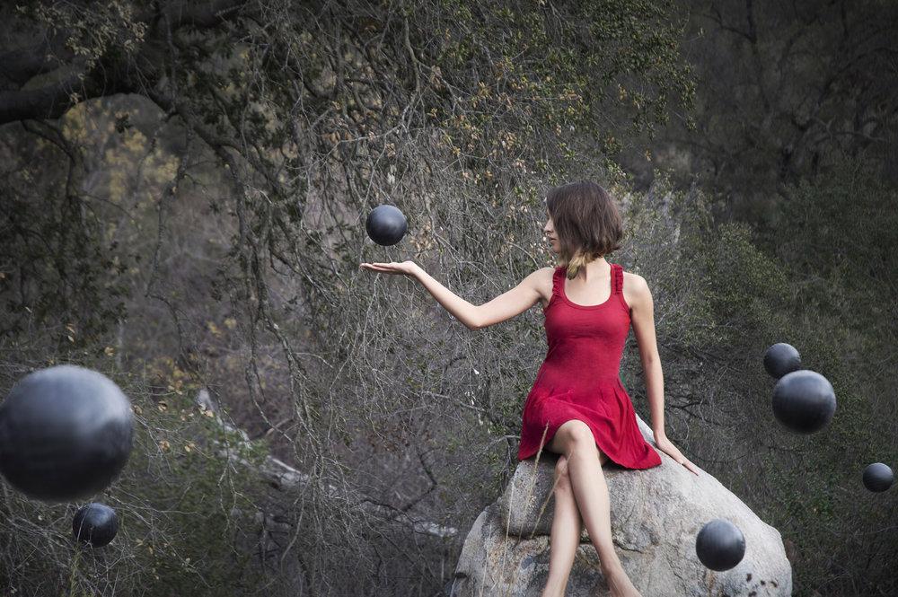"""Woodland Magic""  Photo composite January 2016"