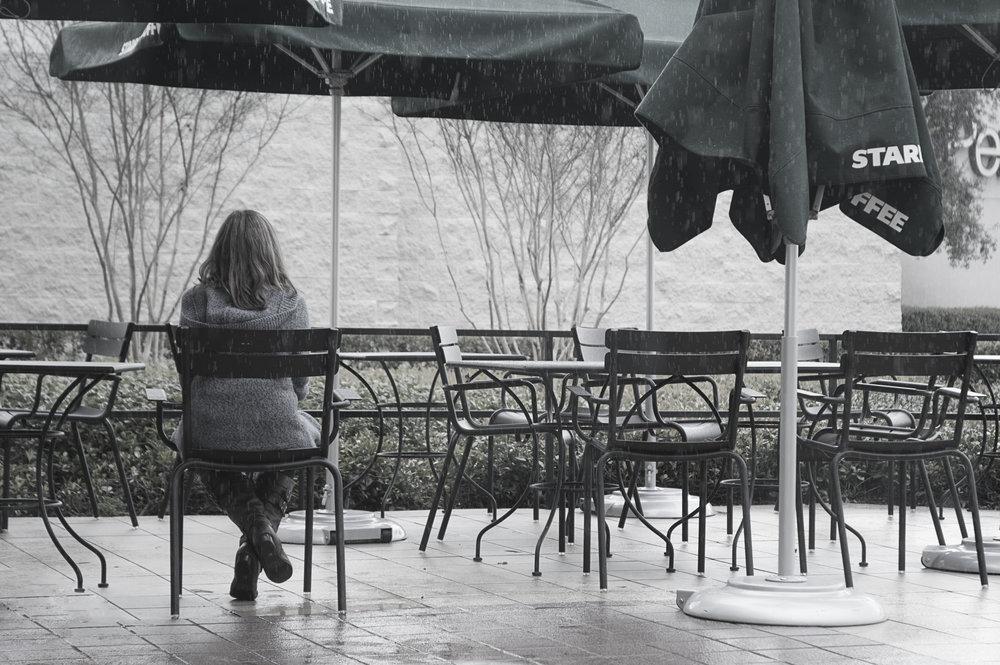 "Alone""  Photo edit February 2017"