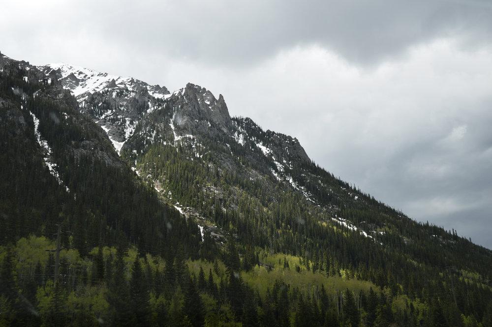 """""""Colorado Mountains""""  June 2017"""