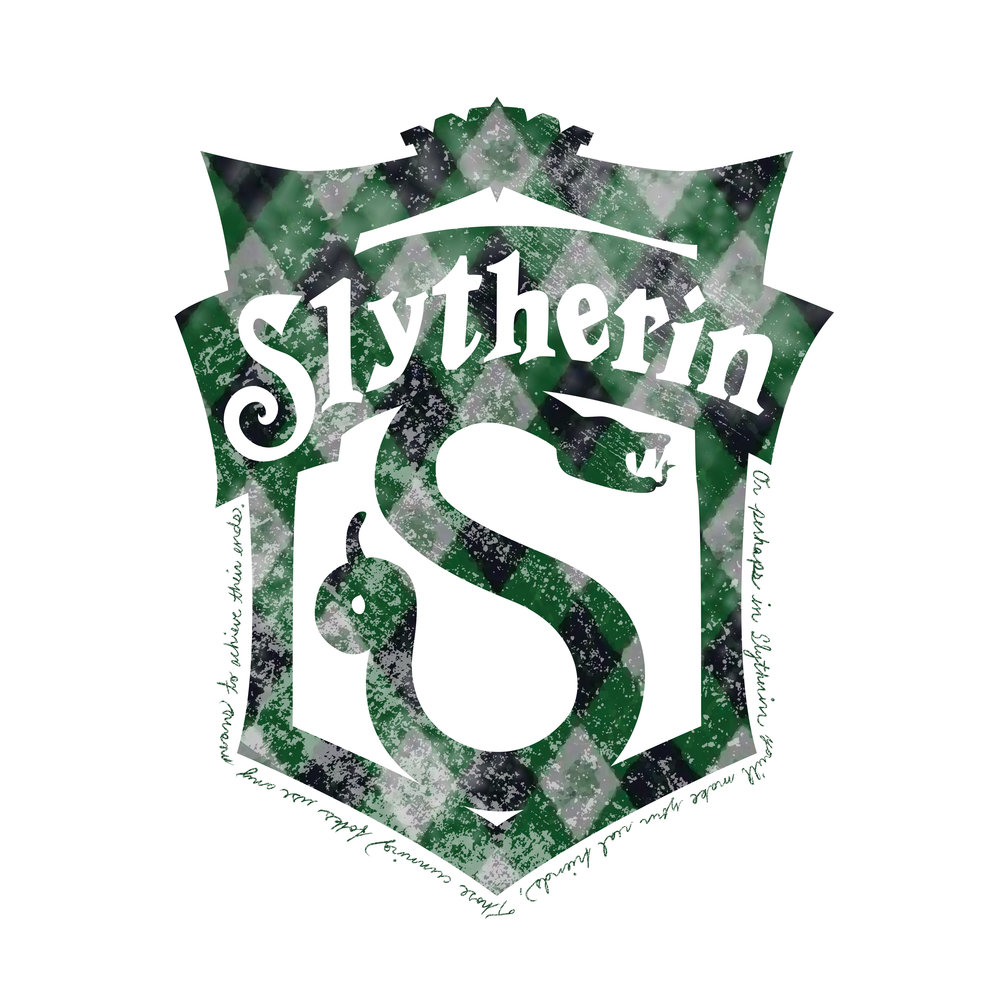 Harry Potter: Slytherin House