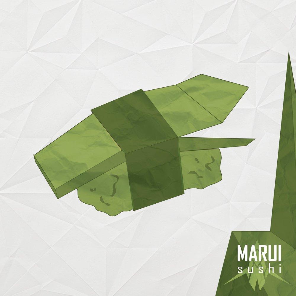 Marui Sushi Instagram Ads 2/6