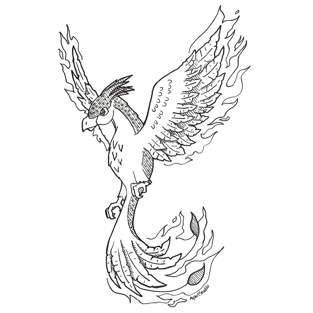 """Day 19 - """"Scorched : Phoenix"""""""