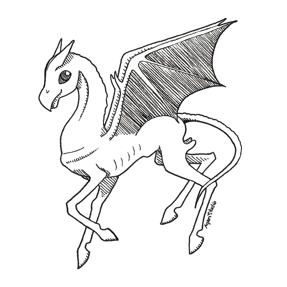 """Day 21 - """"Drain : Thestral"""""""