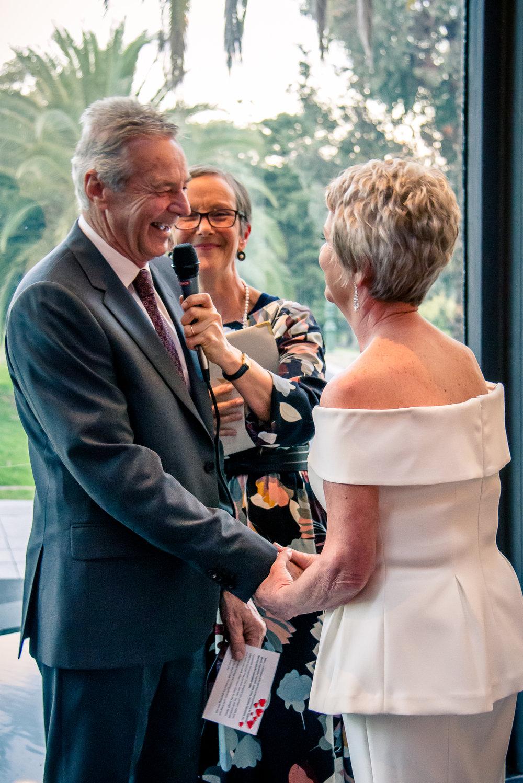 Image: Rachel Turner, Bendigo Art Gallery wedding