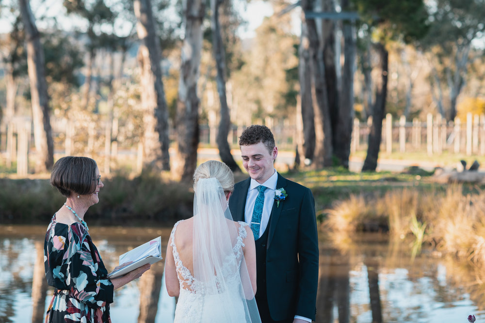 Image: Terri & Bec Bendigo Wedding Photographers