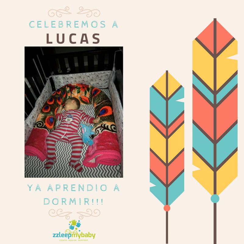 Bebe: Lucas  Mama: Faby Mendez  MAY 2018