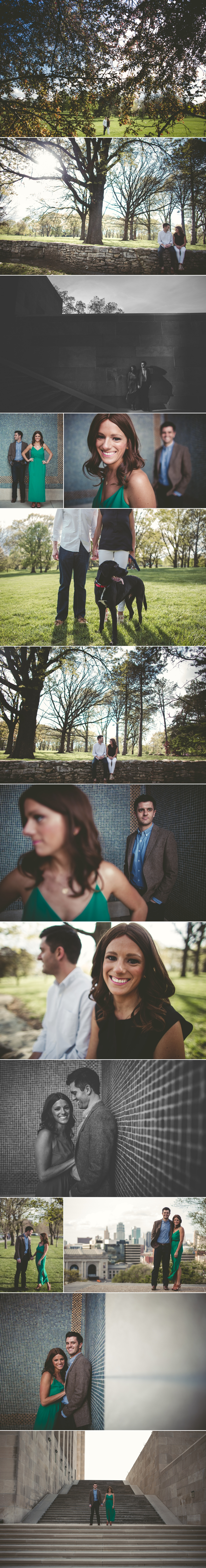 best_kc_wedding_photographer_kansas_city_engagement_photos_session_loose_park_liberty_memorial_creative_photography_dog_