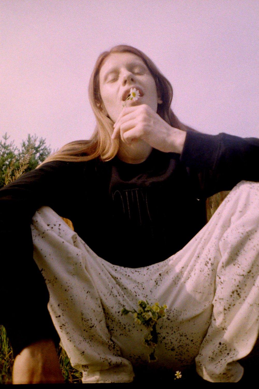 Pat Dudek in  Twin Peaks, shot/styled by Dramat