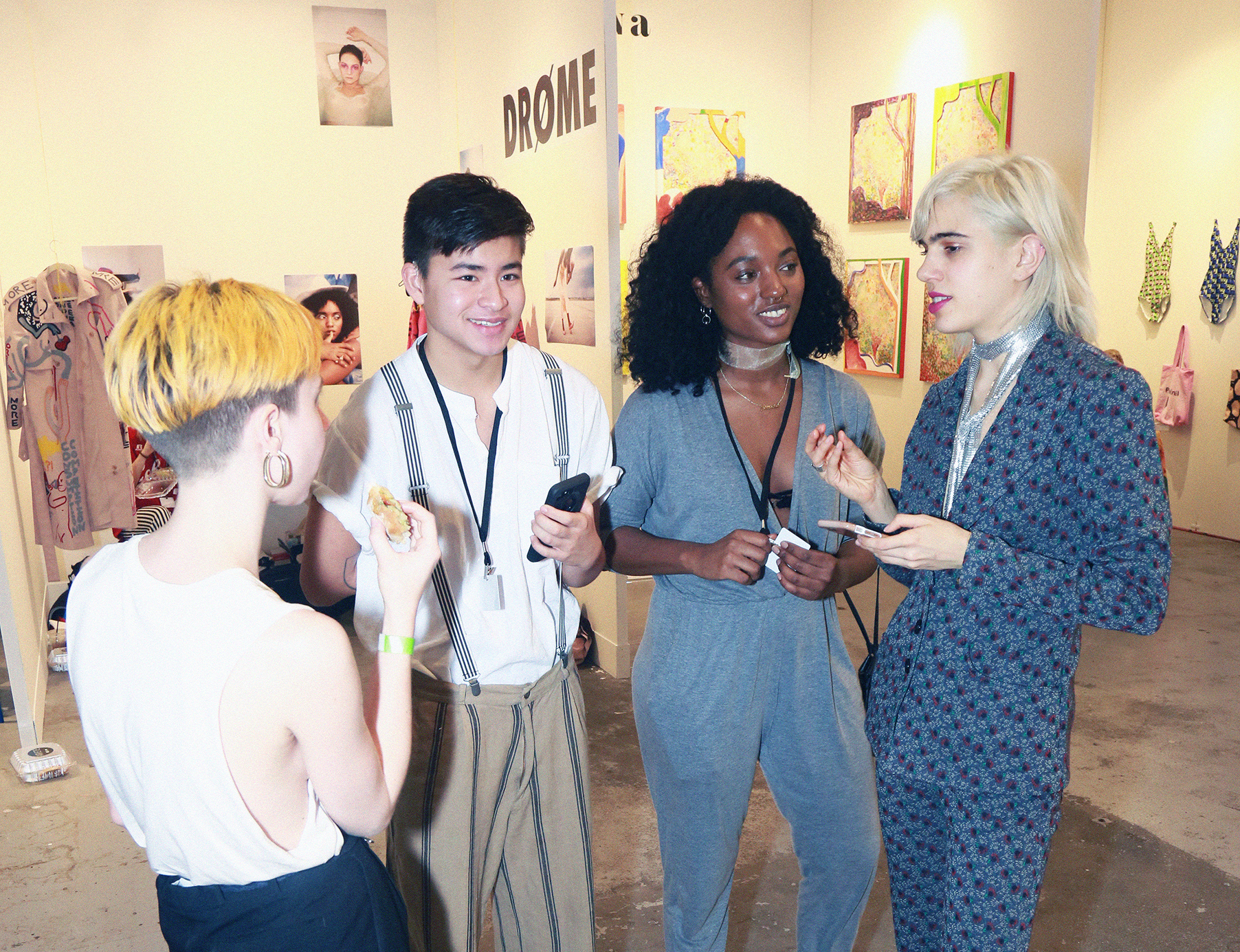 Breaking Barriers At Art Basel Miami Drome