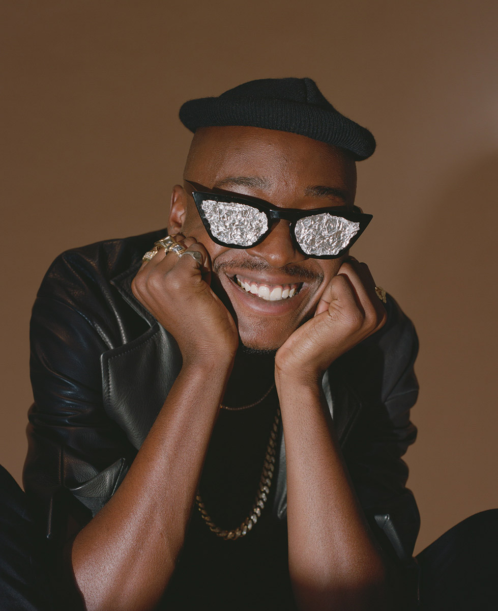 Ashton Sanders - We spoke to our VOLUME iii cover star…