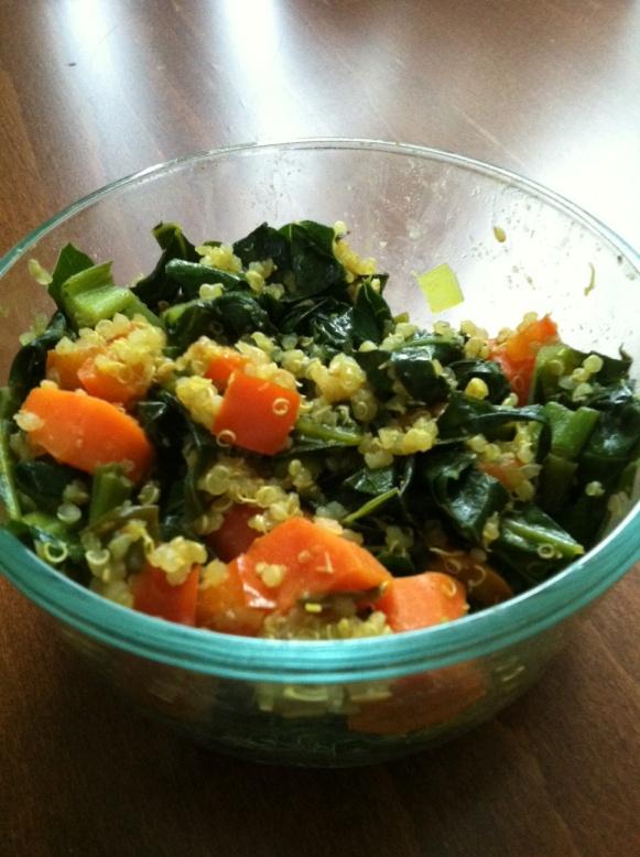 Quinoa-Veggie