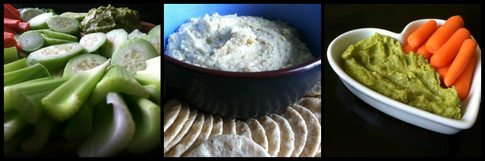 Hummus-Guac