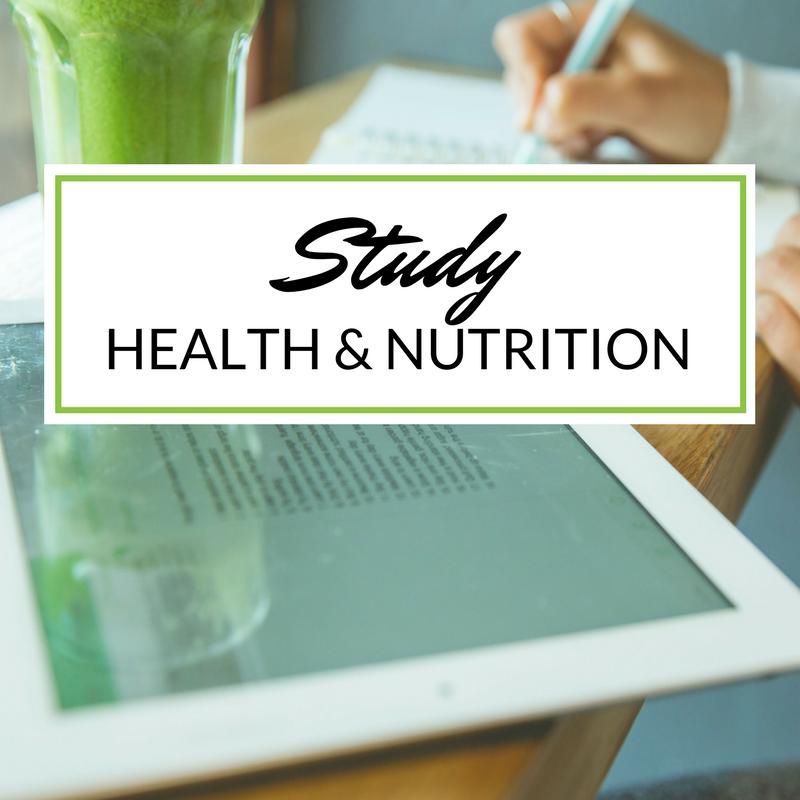 Study Health & Nutrition