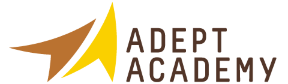 Adept Academy is a one-stop training solutions provider that offers a comprehensive range of training programmes and evaluative solutions for adult learning. This is to cater to varied businesses' diverse development requirements.