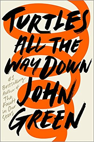 Turtle all the Way Down; John Green    October 10th  Young Adult Contemporary  I adore John Green. And I know some people dislike his writing style or feel like his characters are not realistic (which I feel is more a reflection of themselves than the actual writing or narrative). But, I can not wait to read this book. I have been listening to John talk about it for years and am completely fascinated to see what this story has become. I also cried a little (just a little!) when I  watched John read the first chapter .