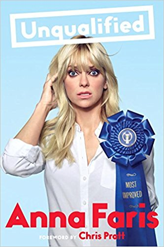 Unqualified; Anna Farris   October 24th  Humor/Memoir  Anna Farris is adorable and I find her very funny. I am a sucker for celebrity memoirs and love listening to them read their own work. I anticipate that this audiobook will be a great companion for the daily commute.