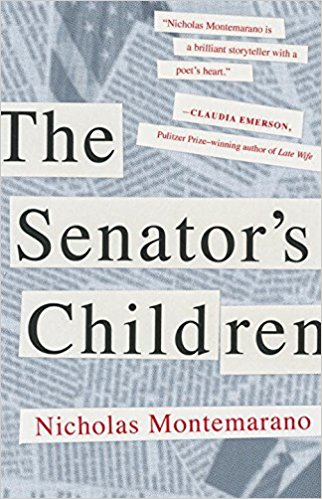 The Senator's Children; Nicholas Montemarano   November 7th  Fiction  Is this the fiction version of Sisters First? Perhaps. Hopefully with more drama and intrigue while also delivering all three of my fav things mentioned above.