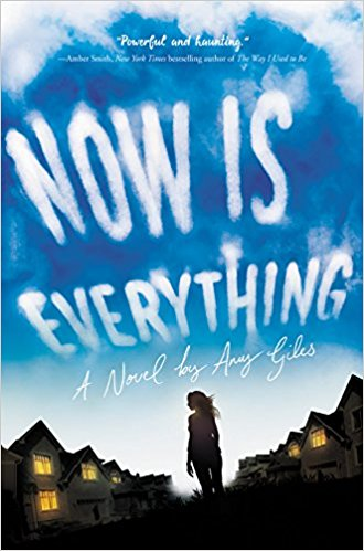 Now is Everything; Amy Giles   November 7th  Young Adult Contemporary  This book has been said to be ideal for fans of Jennifer Niven who's  books  I adore. I love stories about sisters and sibling alliances. This may be an absolute tear jerky, but I am not deterred by that as long as it is well written.