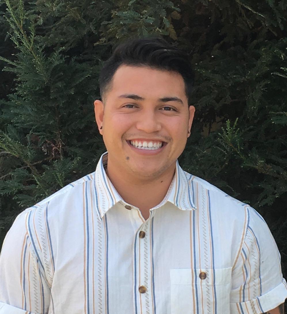 Brian Robinson  - High School Coordinator
