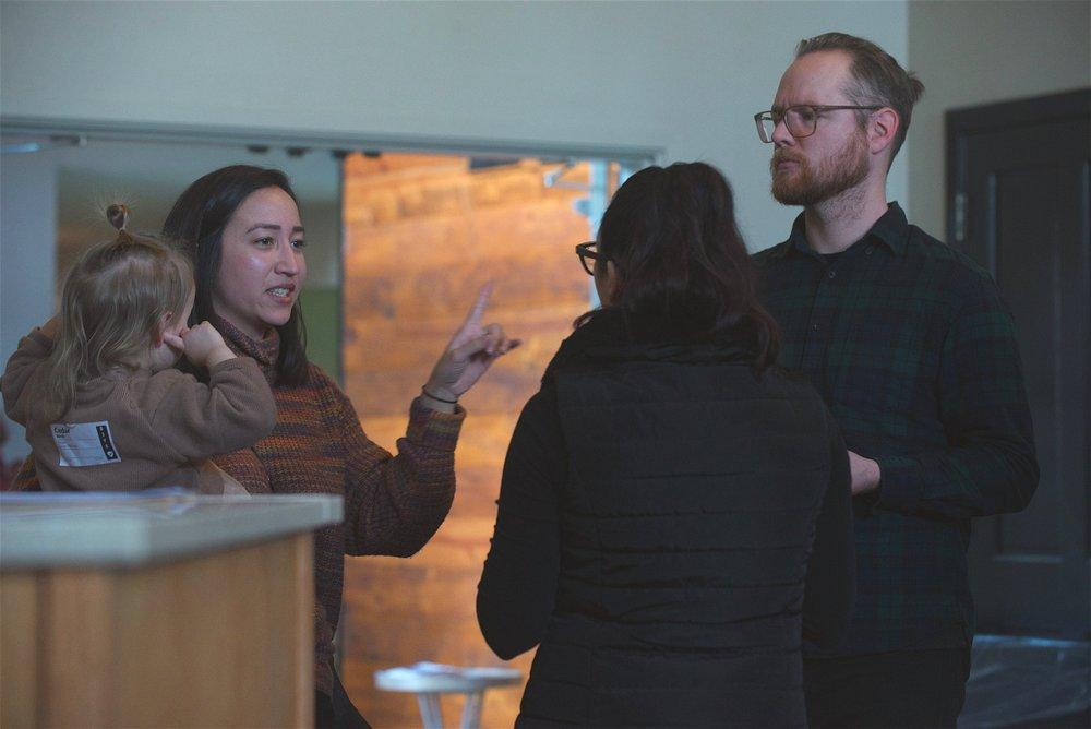 CEDARS ASL MINISTRY - 9:30 AM INTERPRETED SUNDAY SERVICE