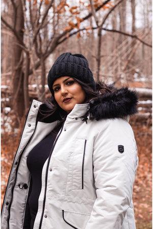 bac101bc2d4 Plus Size Winter Coats