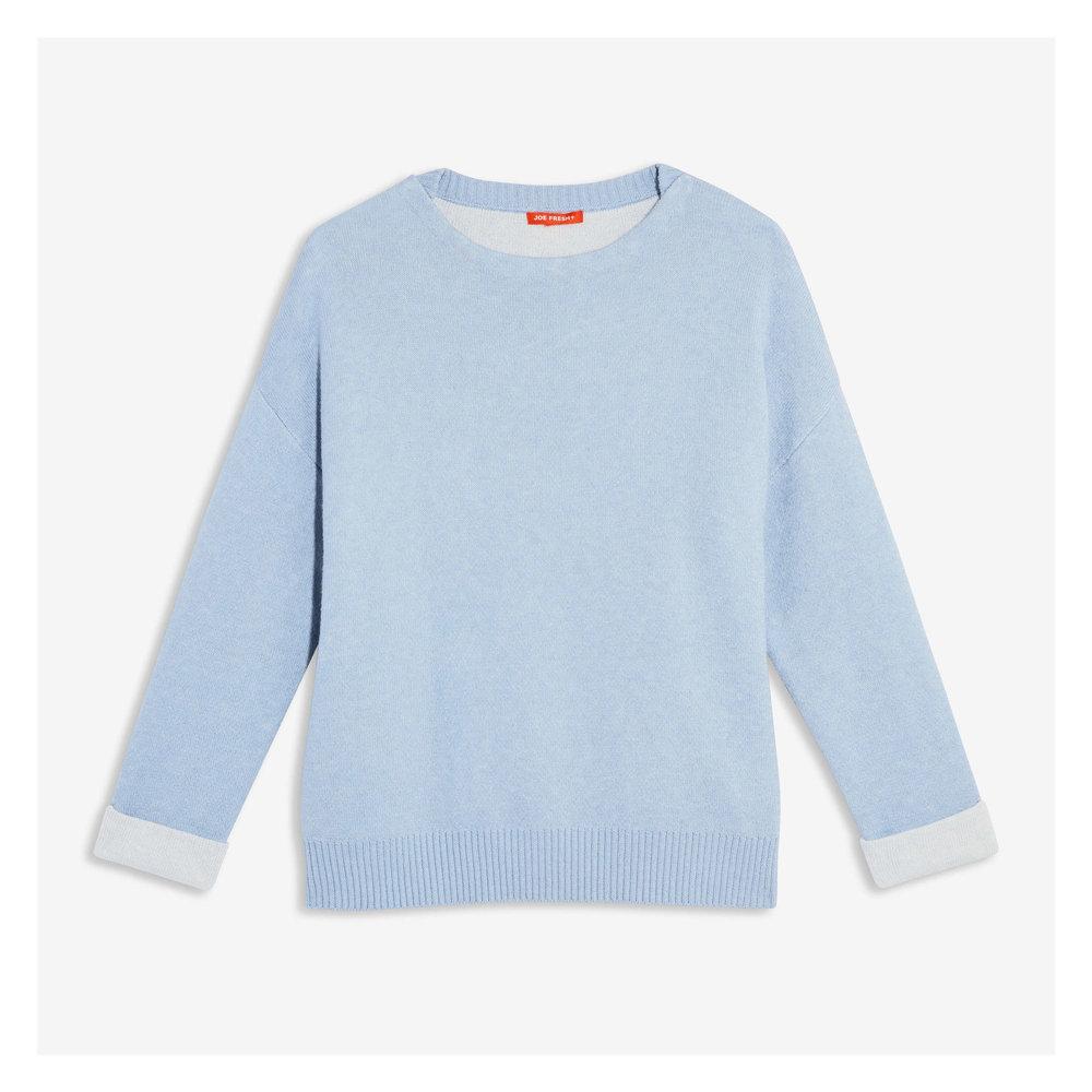 Joe Fresh+ - Super Soft Sweater ($29 CAD)