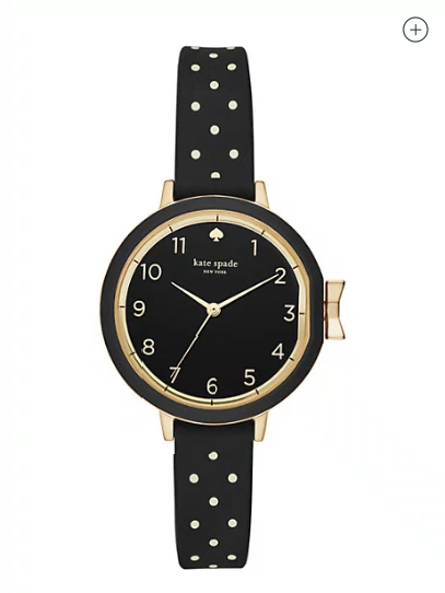 Kate Spade - Park Row Polka Dot Watch ($150 CAD)