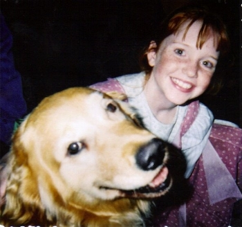 Sandy was my best friend in my first show, Annie. We were inseparable! (I made some great people friends too).