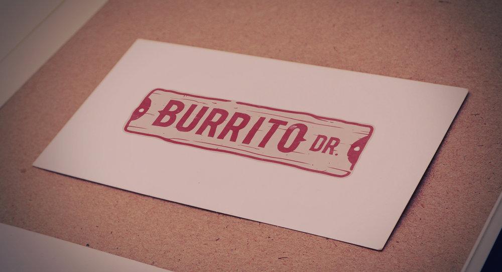 BURRITO DR
