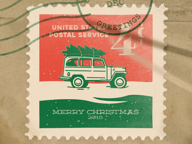 JINGLE STAMP