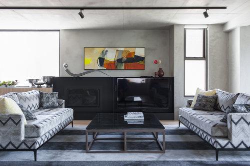 Nov 18 2016 Residential South Yarra Melbourne Contemporary Apartment Dcor Modern Interior Design Furnishings Peschek Interiors