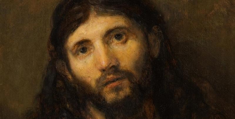 El rostro de Jesús, según Rembrandt