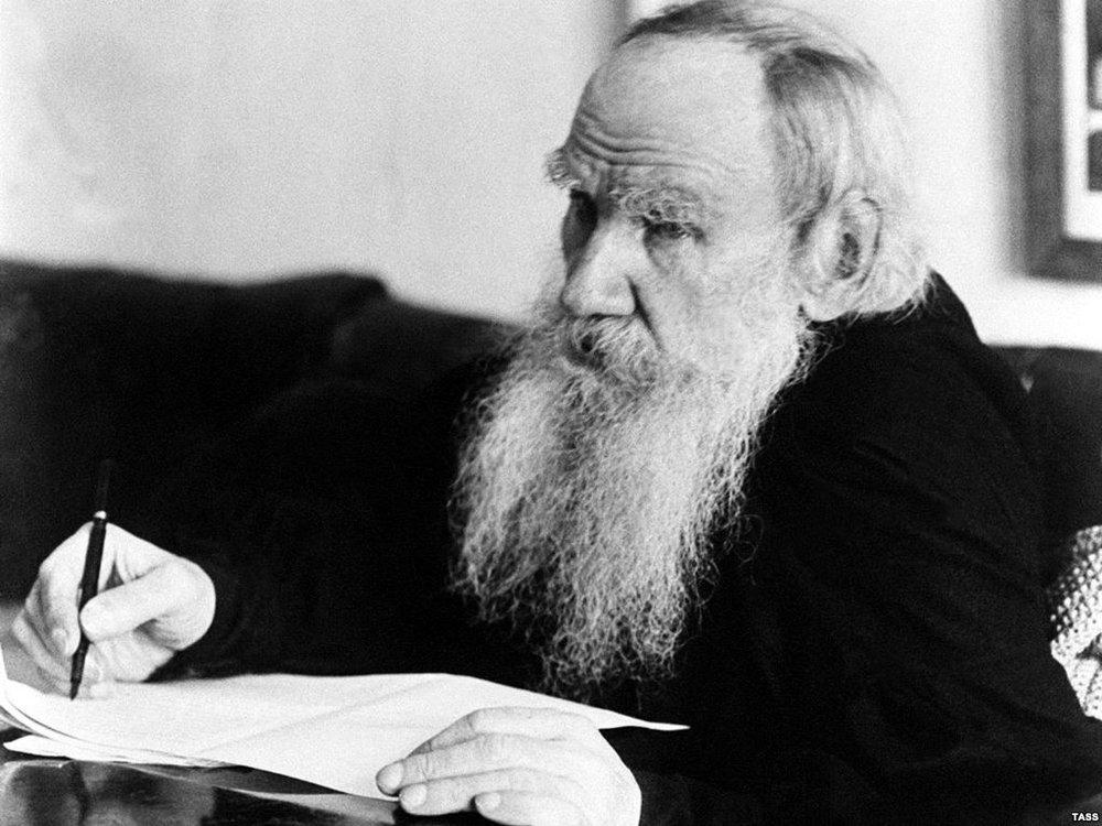 Lev Tolstói, autor ruso