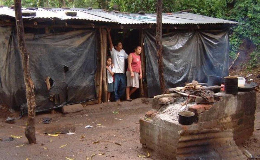 Source  Poverty in El Salvador