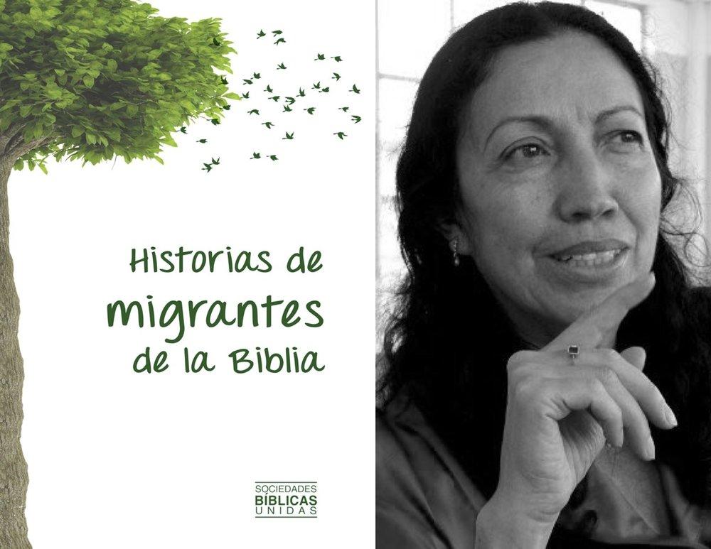 Lucila Elsa Támez Luna. (2015).Historia de migrantes de la Biblia. São Paulo, Brasil: Sociedad Bíblica de Brasil.
