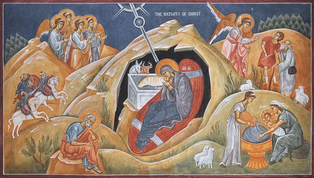 Monasterio San Gregorio de Monte Sinaí