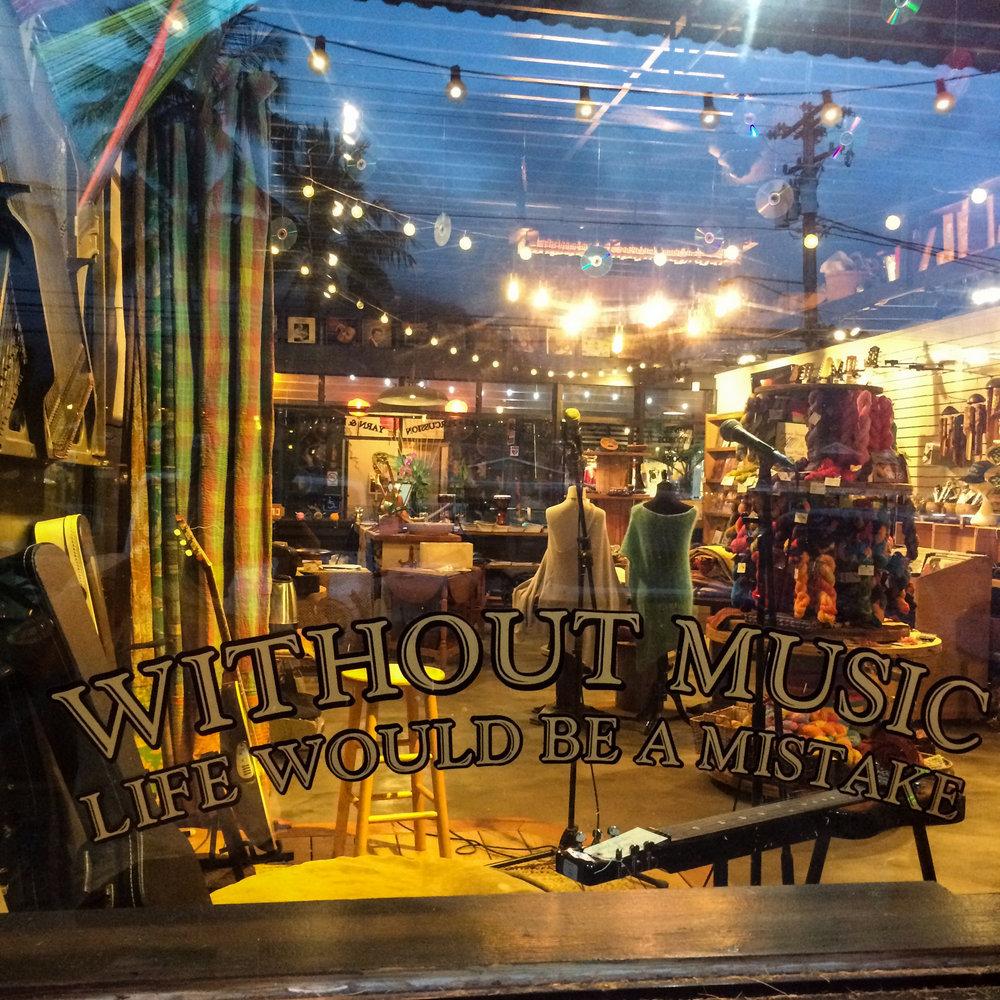 Hanalei music store
