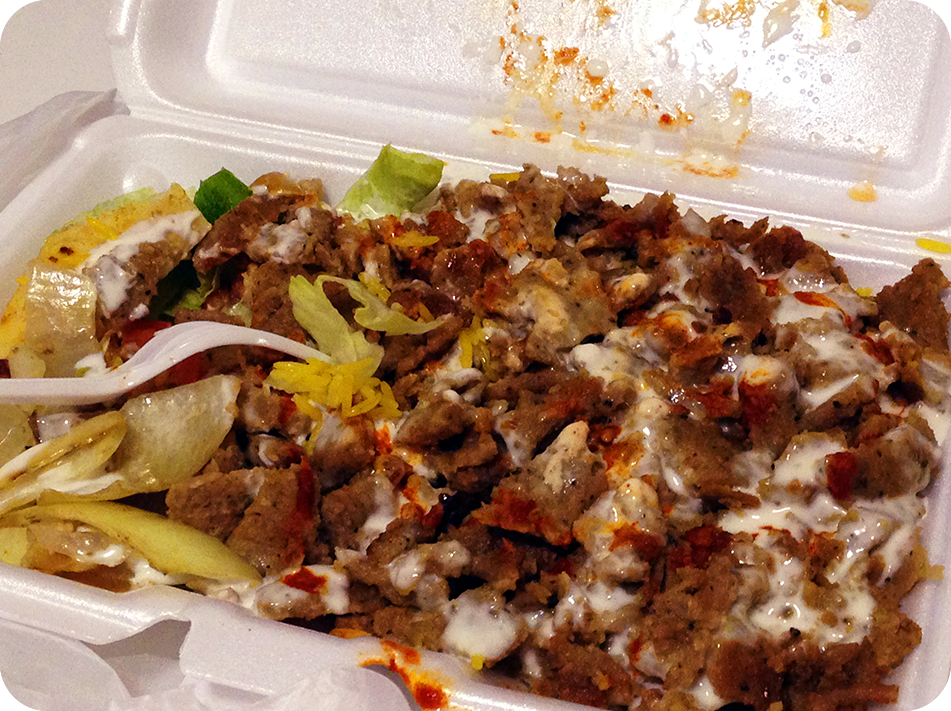 Adel's Best #1 Halal Food Cart: Name Says It All — Yu Bites