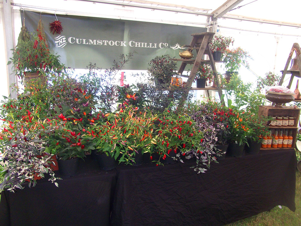 The Culmstock Chilli Co.