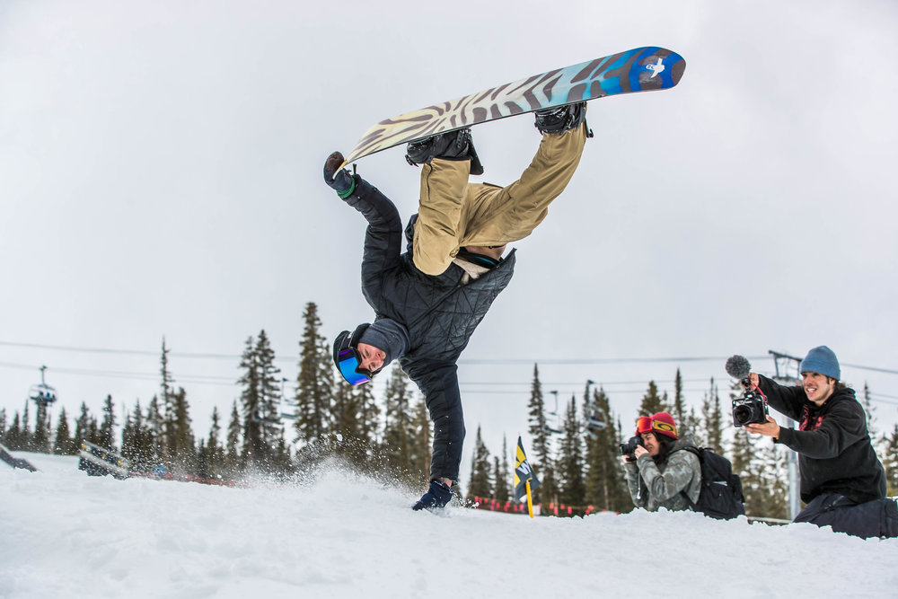 snowboard colorado