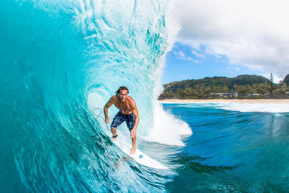 back door pipeline photography hawaii