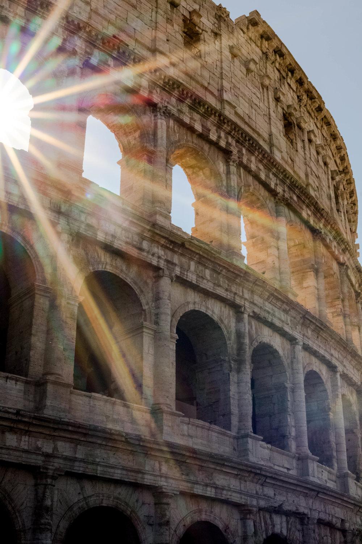 The Coliseum by Connor Trimble