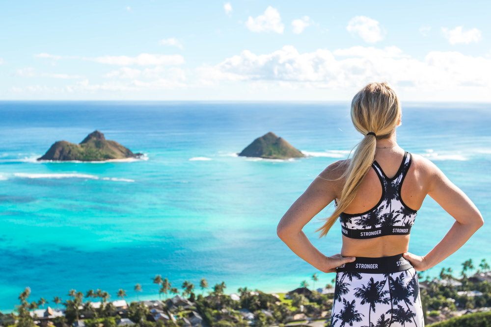 lanikai pillboxes hike oahu hawaii