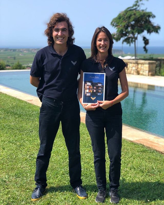 Private Parts and radiating smiles - they did it after a great month of endearing families visiting us for the month of August. Thank you Ana, Michel, Andrea and Nacho for your extraordinary work ethic and making our guests feel so very very welcome! Enhorabuena. #gracias #service #smile #cantabria #spain #villa #rental #view @scottwilliamsvillas