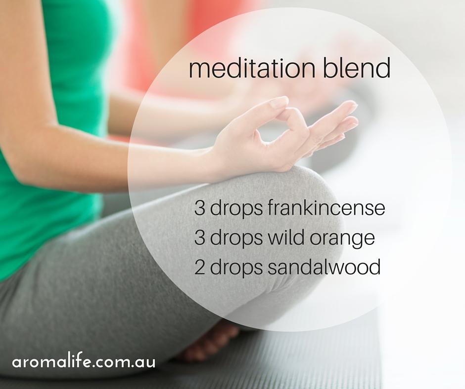 doTERRA Essential Meditation Blend